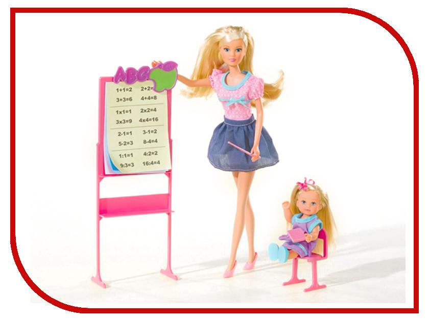 Кукла Simba Штеффи и Еви Школа 344398 / 5730472