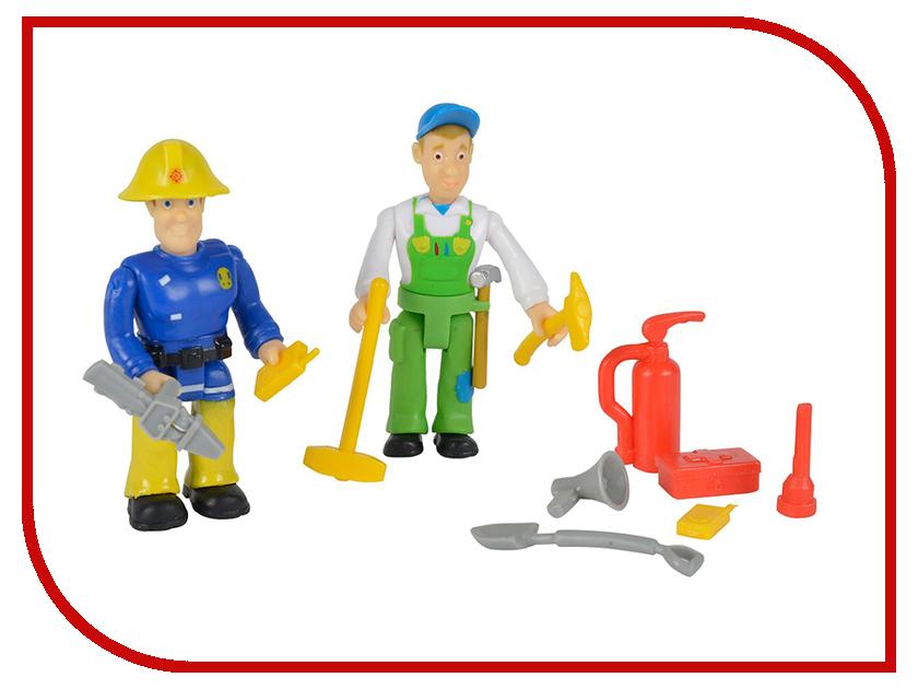 Игровой набор Simba Пожарный Сэм 333071 / 9257651 набор машин пожарный сэм
