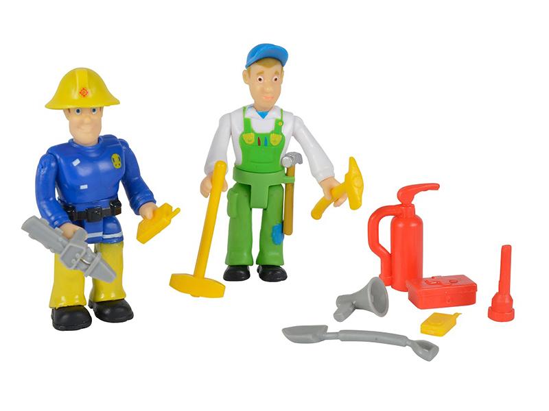 цены на Игровой набор Simba Пожарный Сэм 333071 / 9257651  в интернет-магазинах