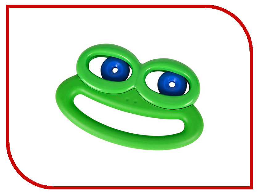 Погремушка Simba Лягушка с подвижными глазами 329964 / 4018169 погремушки simba лягушка с подвижными глазами 12 см