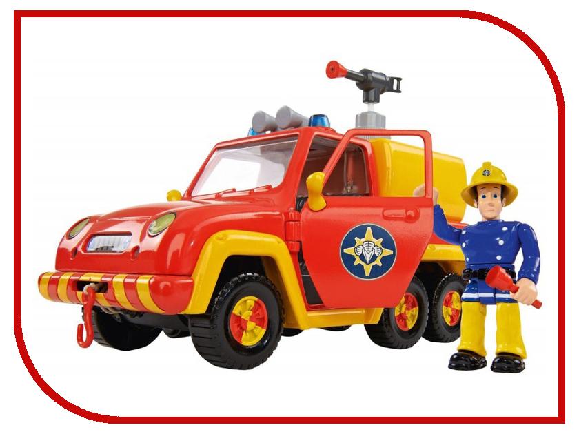 Игровой набор Simba Пожарный Сэм Пожарная машина Венус 322706 / 9257656 машины dickie пожарный сэм пожарная машина юпитер 62 см