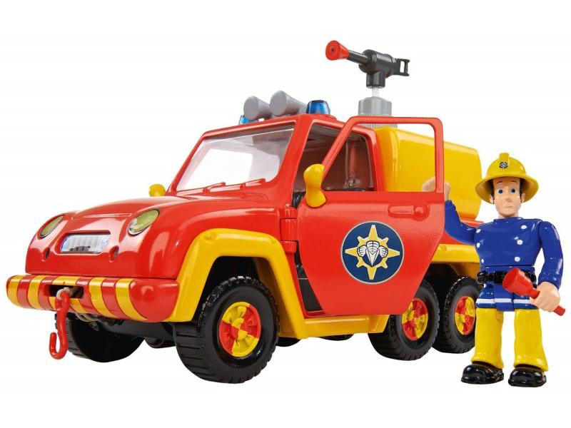 Игровой набор Simba Пожарный Сэм Пожарная машина Венус 322706 / 9257656