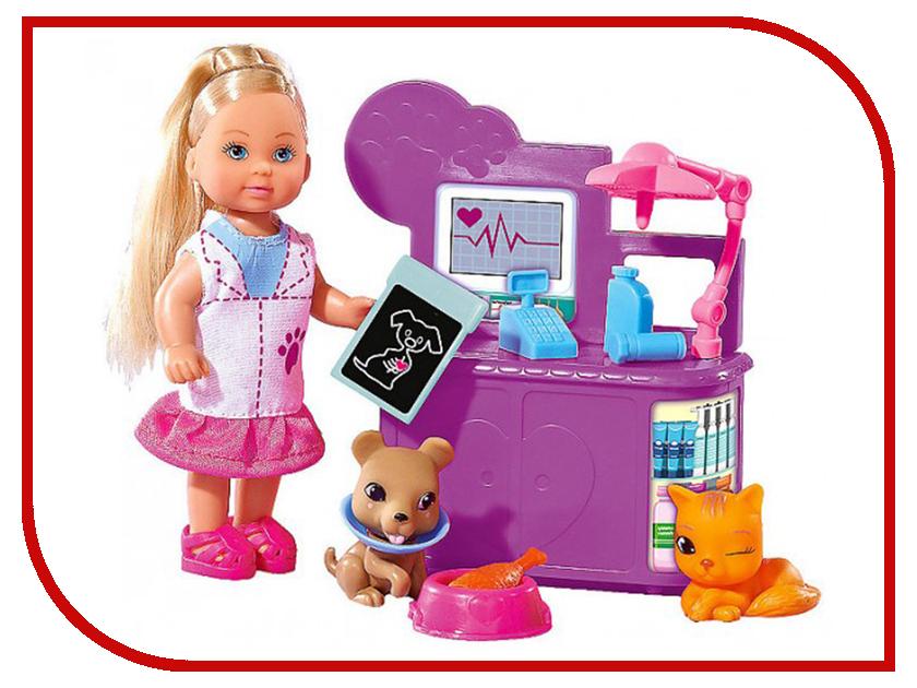 Кукла Simba Еви- Ветеринар для домашних любимцев 344441 / 5732798 simba simba машинка hello kitty