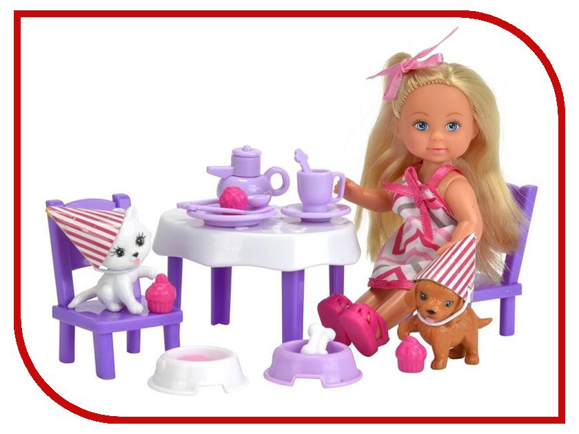 Кукла Simba Еви Вечеринка для домашних любимцев 345207 / 5732831 bratz кукла рая вечеринка