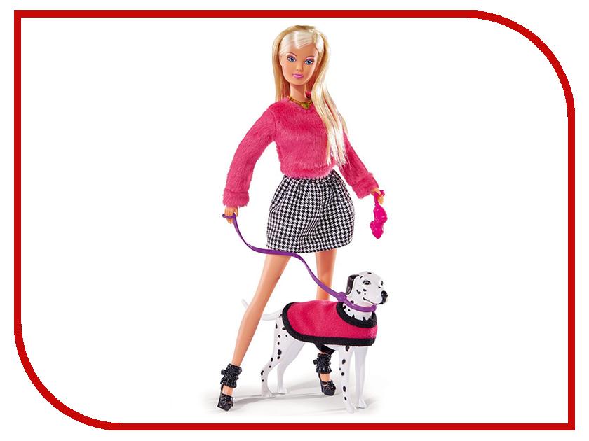 Кукла Simba Штеффи на прогулке с далматинцем 362924 / 5738053 simba simba штеффи на скутере 6 12