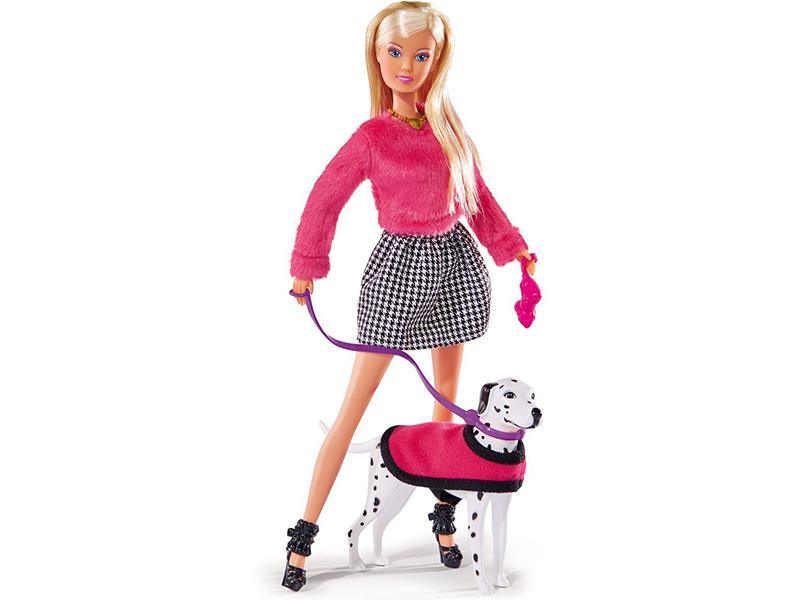 защита на прогулке Кукла Simba Штеффи на прогулке с далматинцем 362924 / 5738053