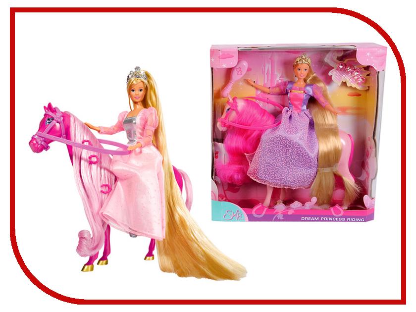 Кукла Simba Штеффи Принцесса с лошадкой 386529 / 5734025 simba кукла штеффи магическая принцесса 29 см