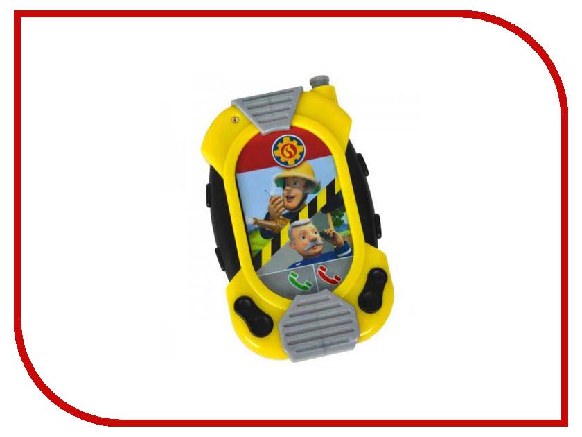 Телефончик Simba Пожарный Сэм 381855 / 9258697 simba водный пистолет simba пожарный сэм 17см