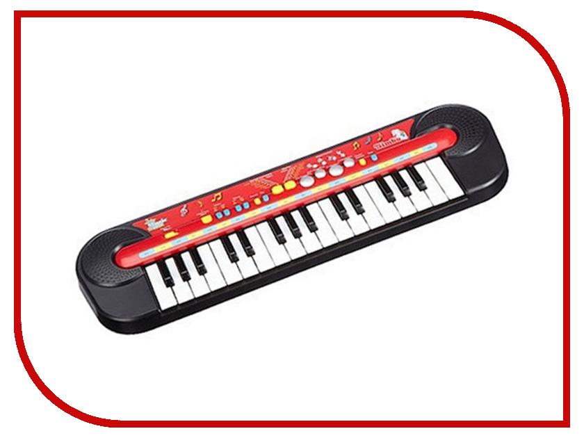 Детский музыкальный инструмент Simba Электросинтезатор My Music World 420535 / 6833149