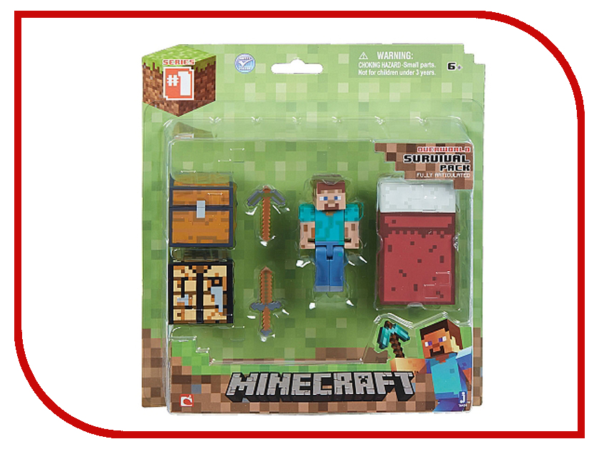 Игра Minecraft Player Survival Pack 16450 free shipping european high grade furniture jewelry natural resin candlestick rose upholstery candlestick wedding accessories