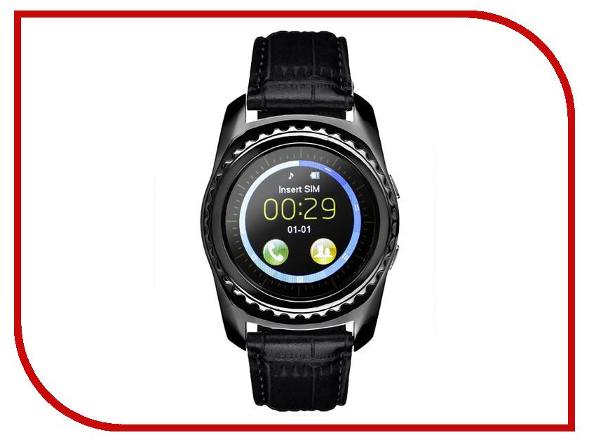 Умные часы ZDK TQ912 Black умные часы zdk f3 white orange