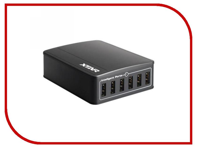Зарядное устройство XTAR U1 SIX-U u