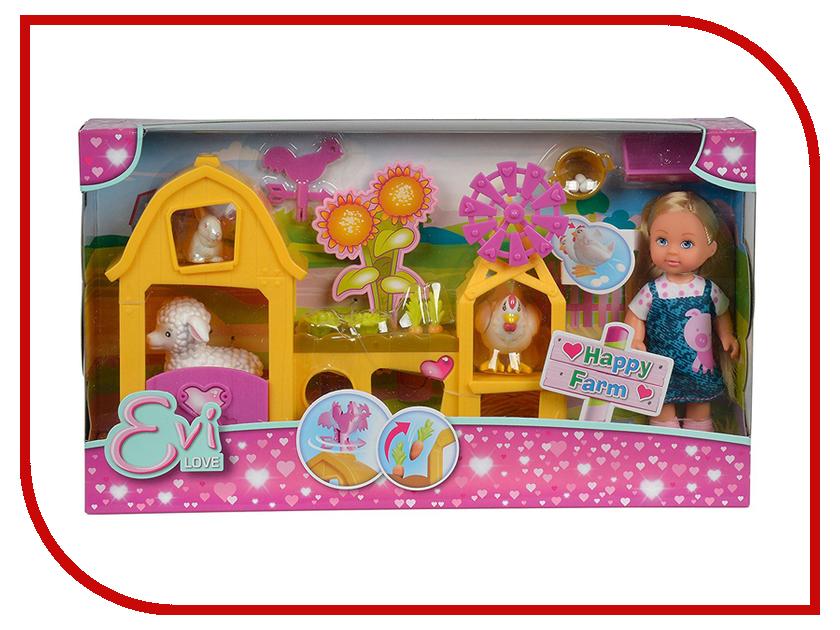 Кукла Simba Еви Счастливая ферма 486835 / 5733075 simba simba машинка hello kitty