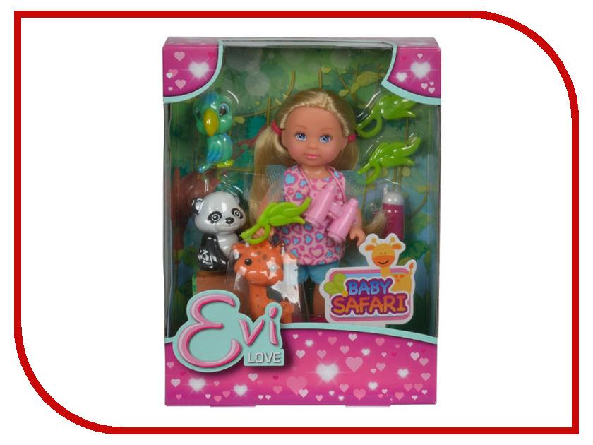 Кукла Simba Еви Сафари 486770 / 5733043 simba сортер грибок