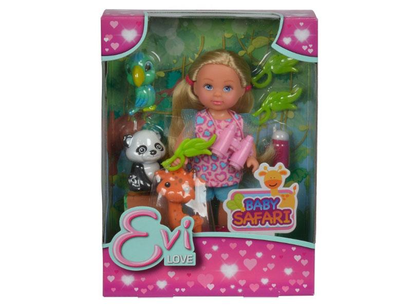 Кукла Simba Еви Сафари 486770 / 5733043 цена