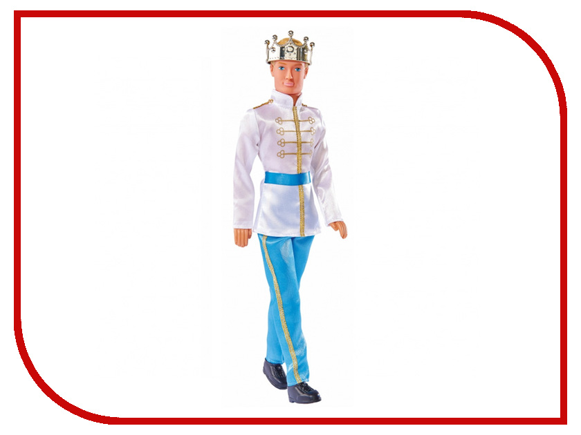 Кукла Simba Штеффи Принц Кевин 513550 / 5737118 simba simba кукла кевин городская мода в ассортименте