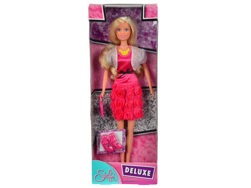 Кукла Simba Штеффи Делюкс 496480 / 5732322 кукла bratz делюкс любители селфи рая 540403