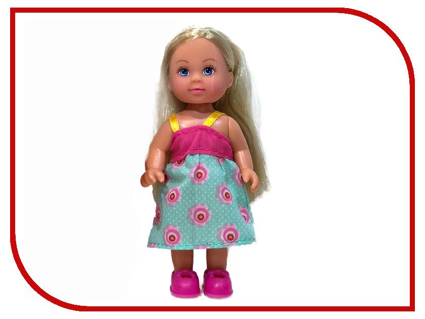 Кукла Simba Эви в сарафане 609120 / 5733062 сувенир акм кукла фарфоровая в белом сарафане 7 5 h 9939