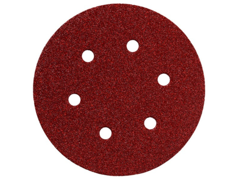 Шлифовальный круг Metabo 150mm P240 5шт 624007000 лист шлифовальный metabo 626654000
