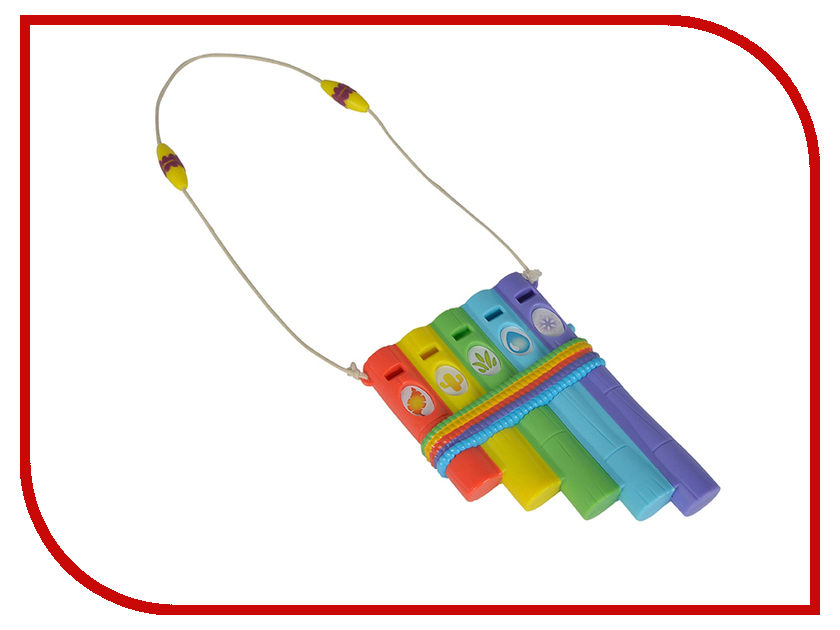 Детский музыкальный инструмент Simba Свирель Висспер 585096 / 9358842 детский ударный музыкальный инструмент orff