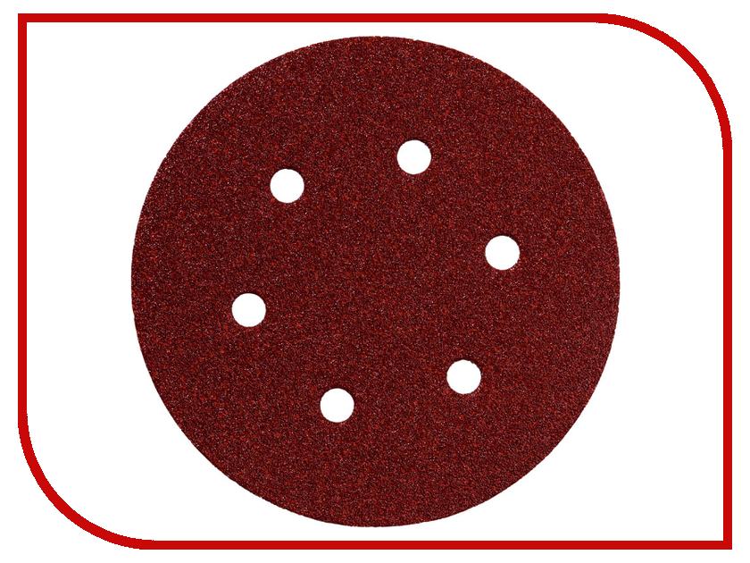 Шлифовальный круг Metabo 150mm P180 25шт 624024000