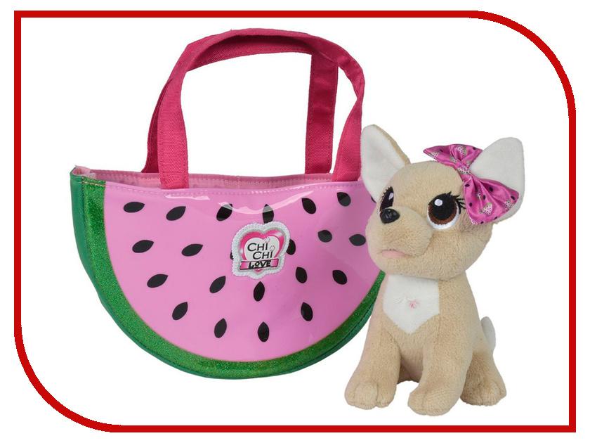 Игрушка Simba Собачка Chi Chi Love Фруктовая мода 18cm 585061 / 5893116 chi chi love мягкая игрушка фруктовая мода