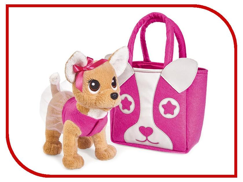Игрушка Simba Собачка Chi Chi Love Модница с сумочкой 20cm 585041 / 5893121 chi chi love мягкая игрушка фруктовая мода