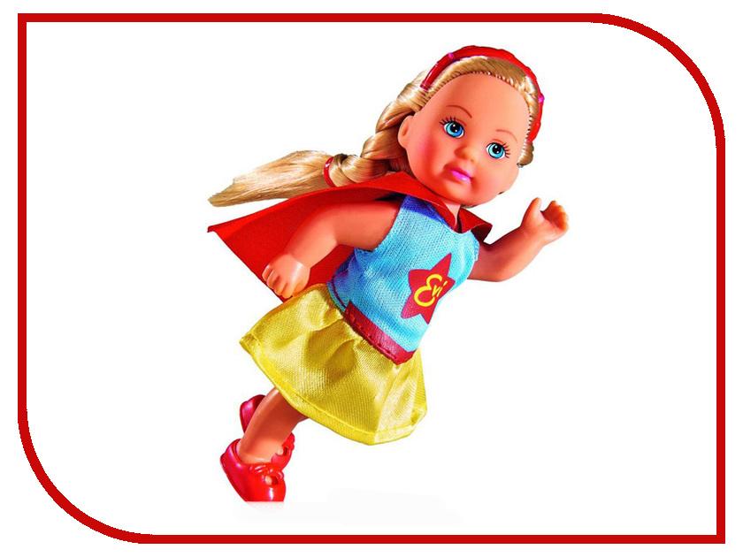 Кукла Simba Эви в костюме супергероя 551471 / 5733013 rk 763 кукла в украинском костюме росина 1147599
