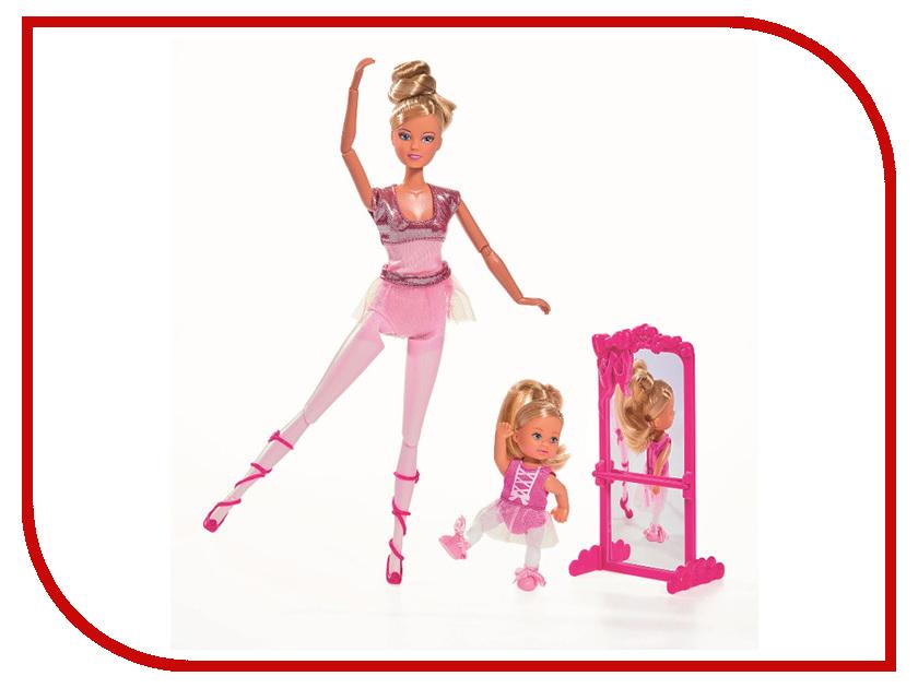 Кукла Simba Штеффи и Еви Школа балета 551452 / 5733038