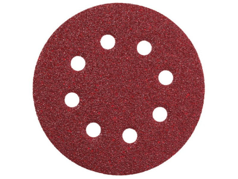 Шлифовальный круг Metabo 125mm P240 5шт 631231000