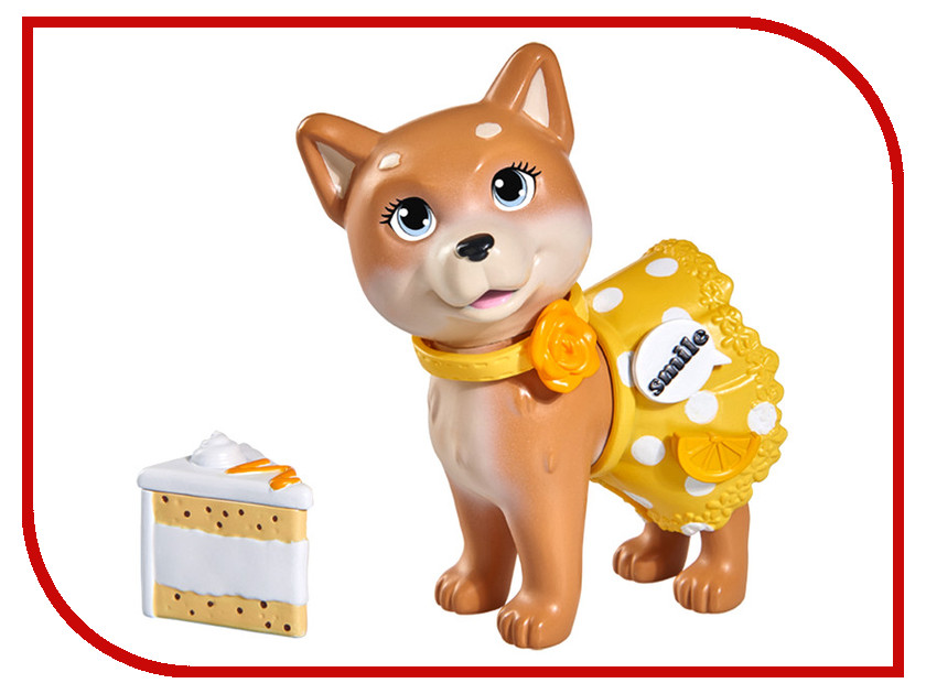 Игра Simba Собачка Chi Chi Love Друзья - Санни 658327 / 5893111SUN chi chi love мягкая игрушка фруктовая мода