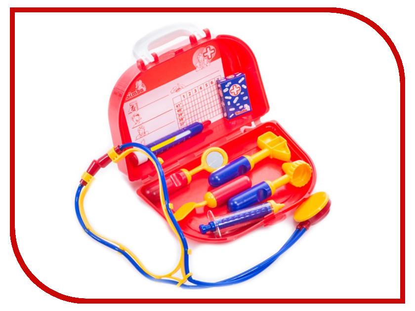 Игра Simba Докторские инструменты 66053 / 5549757 погремушки simba букашка прорезыватель