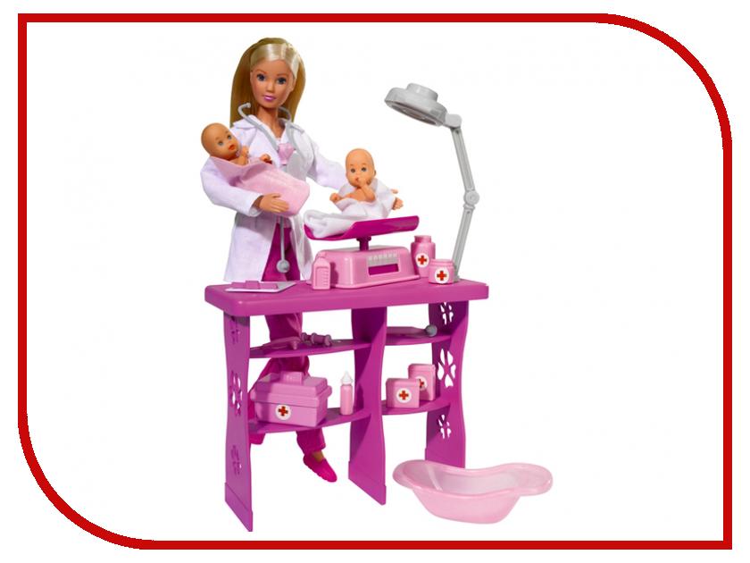 Кукла Simba Штеффи Детский доктор 66919 / 5732608 simba simba машинка hello kitty