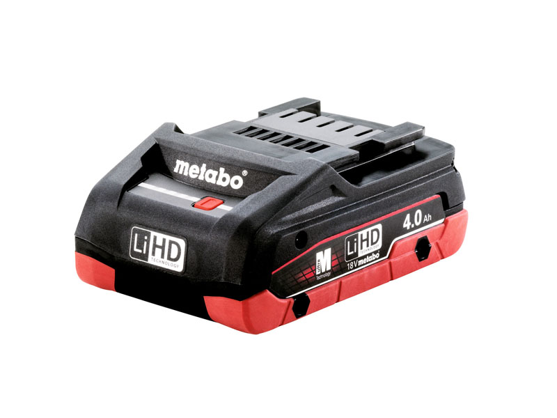 Аккумулятор Metabo LiHD18V 4.0Ah 625367000