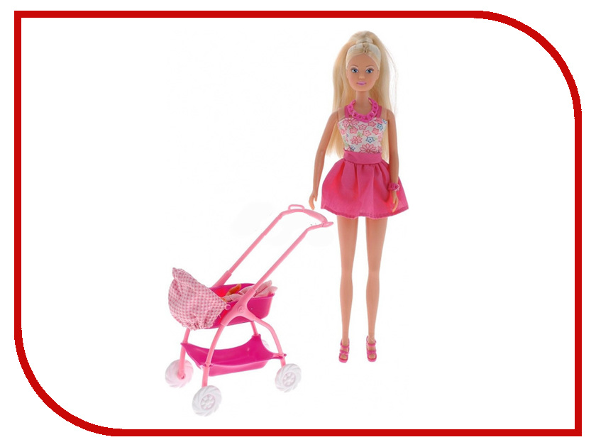 Кукла Simba Штеффи с ребенком 85696 / 5733067 simba с ребенком