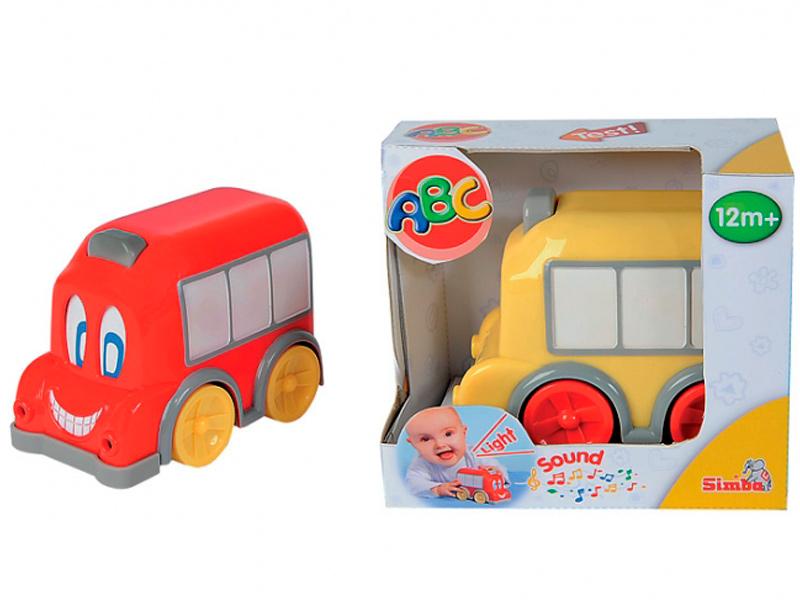 Игрушка Simba Автобус 67439 / 4011646 simba игрушка пластм первый фотоаппарат simba