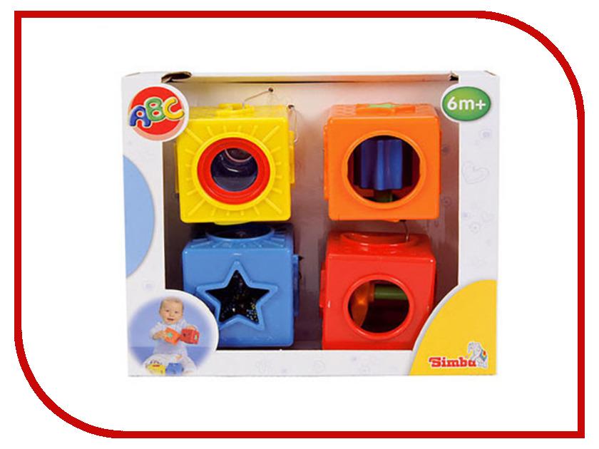Сортер Simba Развивающие кубики 67961 / 4013749