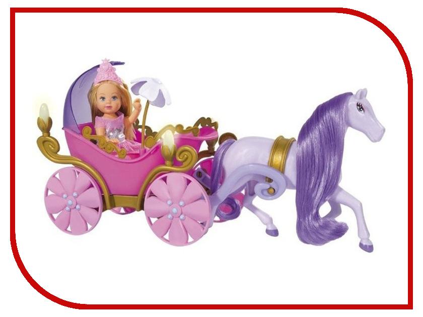 Кукла Simba Еви в карете с лошадью 69649 / 5735754 simba сортер грибок