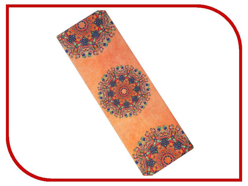 Коврик для йоги Sangh 183x61x0.35cm 2763607 коврик для йоги 173х61х0 7 см серый hkem1205 07 grey