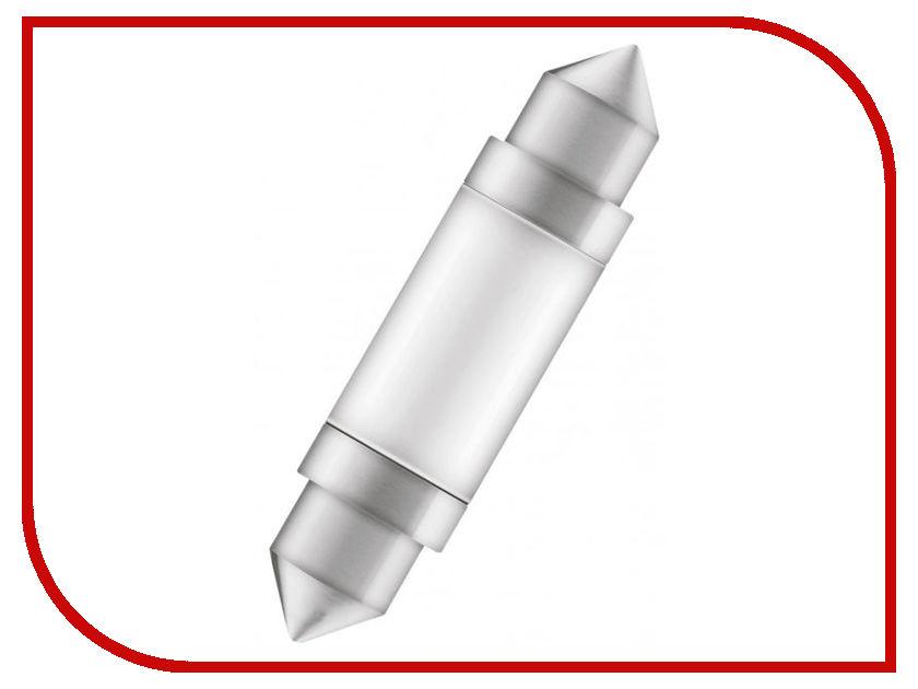 Лампа OSRAM T10.5 12V-1W LED 6000K SV8.5-41/11 6499CW-01B (1 штука)