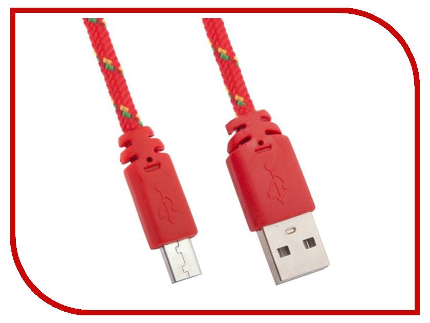 Аксессуар Liberty Project USB - Micro USB 1m Red-Yellow 0L-00001036 аксессуар liberty project usb micro usb волны red white 0l 00033138