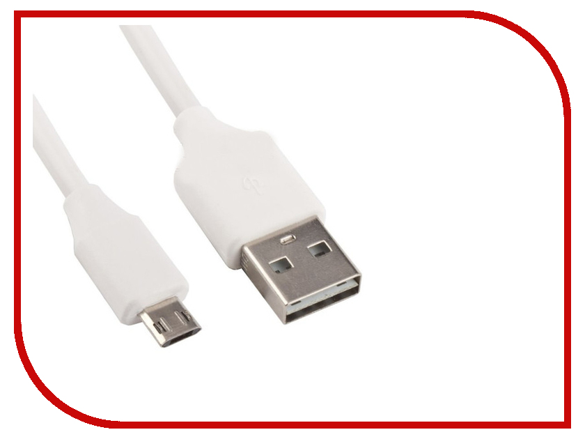Аксессуар Liberty Project USB - Micro USB 1m White 0L-00027587