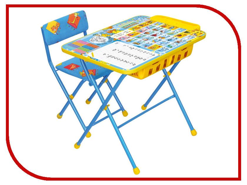 Игра Nika Первоклашка осень КУ2П/11 детский столик nika ку2п 11 первоклашка осень