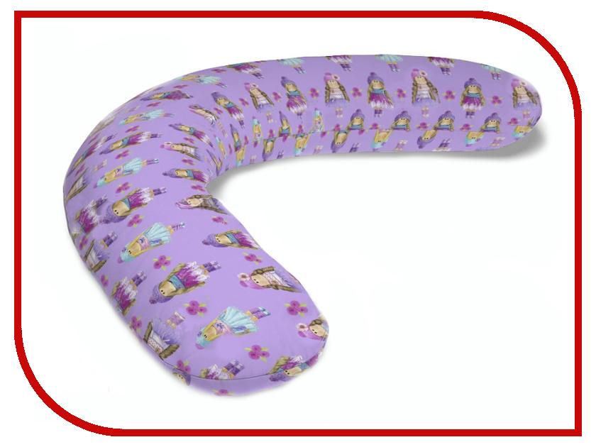 Подушка для беременных LeJoy Relax Куклы RL-1019 подушка для беременных lejoy relax рыбки на голубом фоне rl 1010