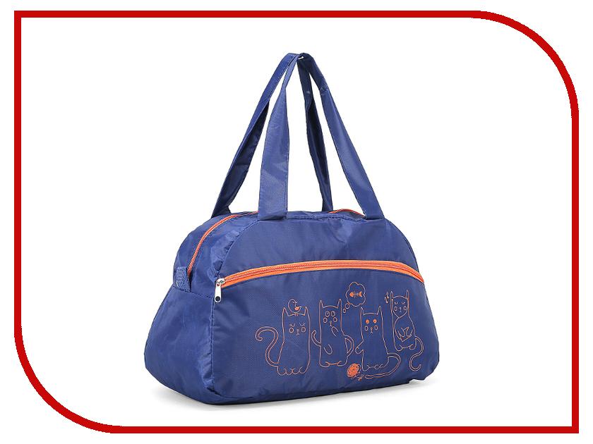 Сумка Сарабелла 46x20x26 Blue-Orange 2771965