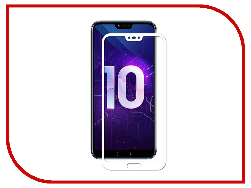 Аксессуар Защитное стекло для Huawei Honor 10 Zibelino TG Full Screen White 0.33mm 2.5D ZTG-FS-HUA-H10-WHT аксессуар защитное стекло для huawei honor 7x zibelino tg full screen white 0 33mm 2 5d ztg fs hua hon7x wht