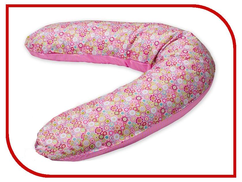 LeJoy - Подушка для беременных LeJoy Premium Розовые узоры PR-112