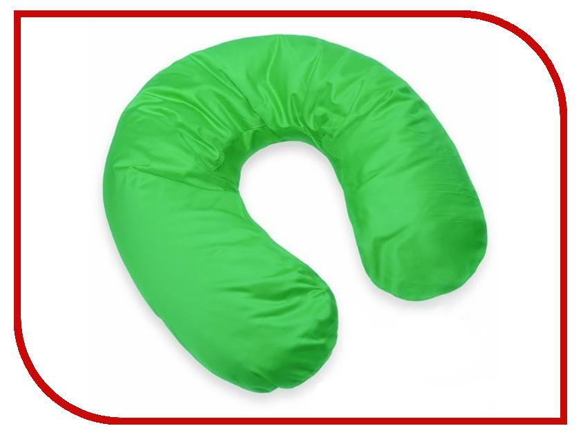Подушка для беременных LeJoy Premium Зеленая PR-126 подушка для беременных lejoy relax рыбки на голубом фоне rl 1010