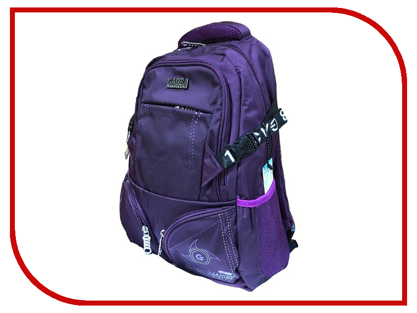 Рюкзак Gaoba Limited Edition Purple 6511