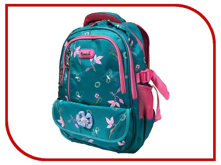 Рюкзак Gaoba Sherts Parler Green-Pink 8286